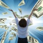 Деньги и закон притяжения