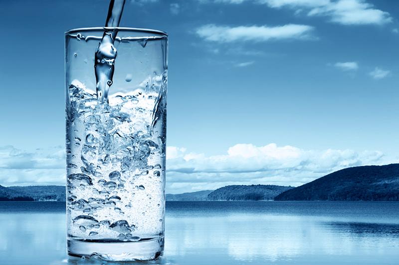 заряд воды