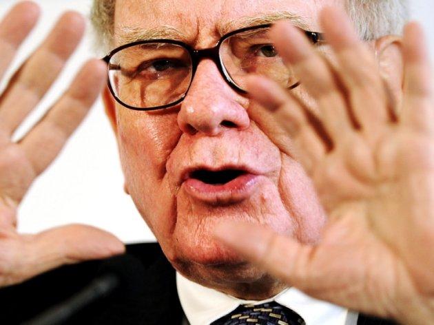 US-Investor Warren Buffett (dapd)