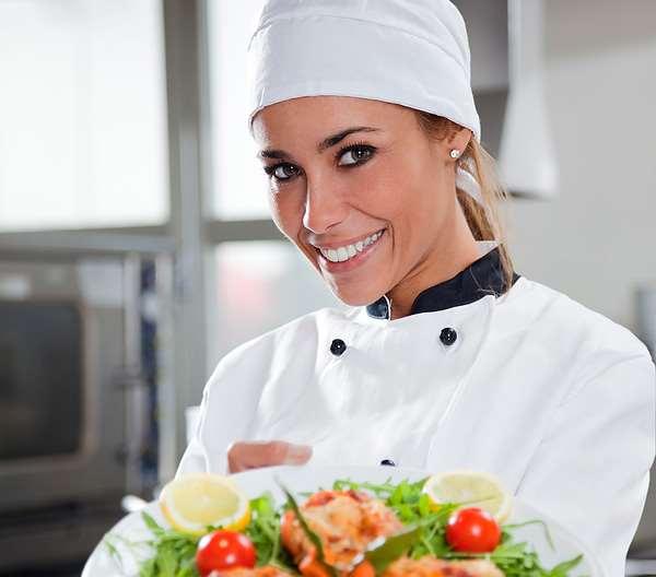 повар в ресторанном бизнесе